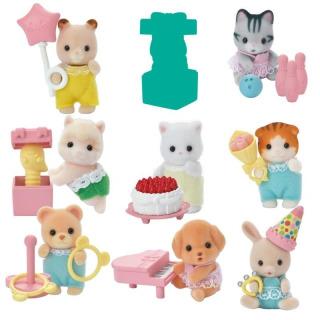 Obrázek 2 produktu Sylvanian Families 5463 Figurka Zvířátka oslavující