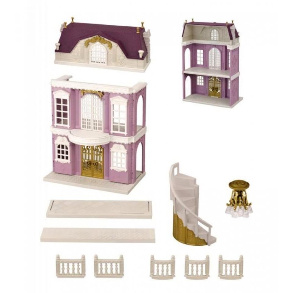 Obrázek 1 produktu Sylvanian Families 5391 Dárkový set - Elegantní městský dům s příslušenstvím