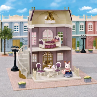 Obrázek 5 produktu Sylvanian Families 5391 Dárkový set - Elegantní městský dům s příslušenstvím