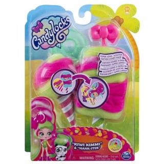 Obrázek 4 produktu CANDYLOCKS Voňavá panenka se zvířátkem Kiwi Kimmi a Hank Ster