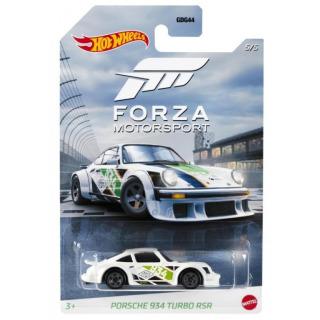 Obrázek 2 produktu Mattel Hot Wheels FORZA MOTORSPORT Porsche 934 Turbo RSR, GJV71