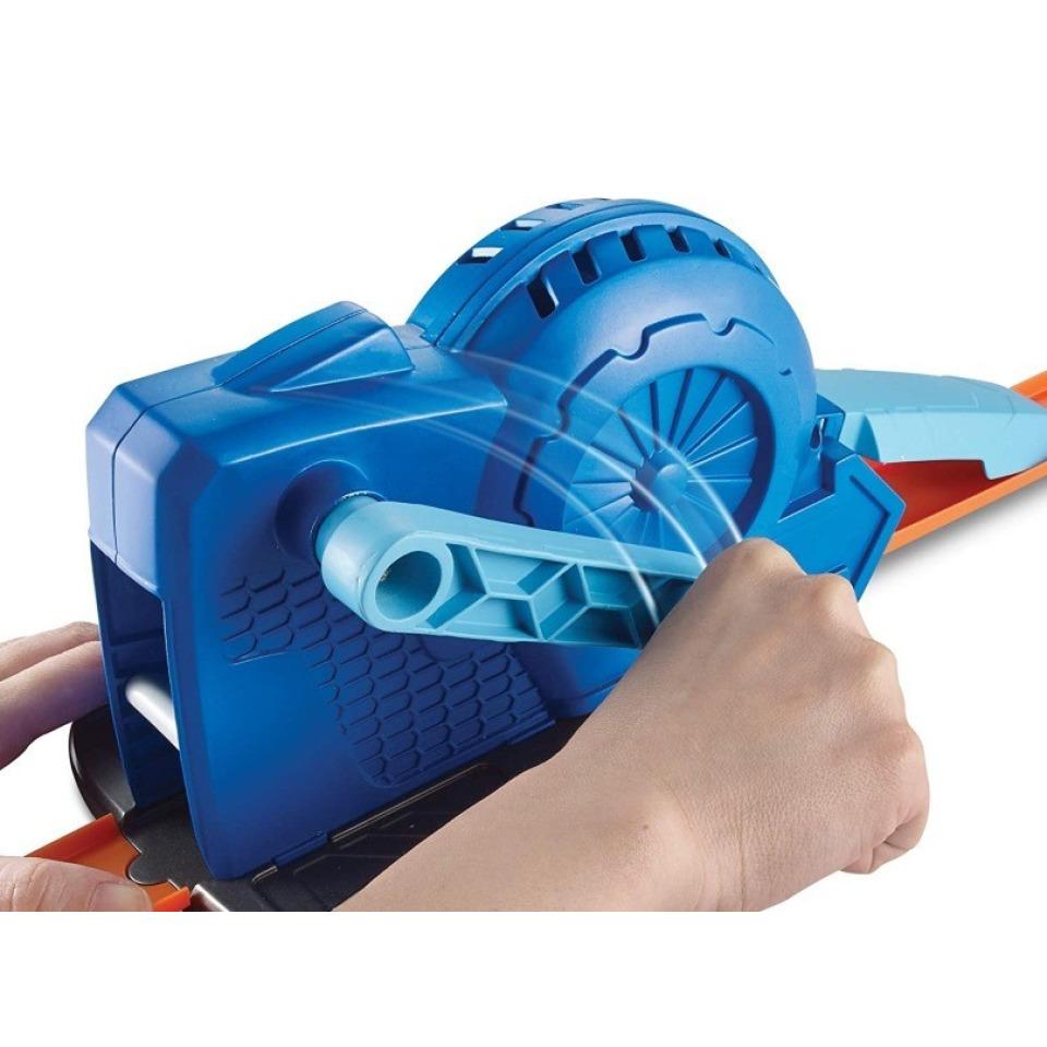 Obrázek 2 produktu Hot Wheels Track Builder Rychlostní zkouška, Mattel FLL02