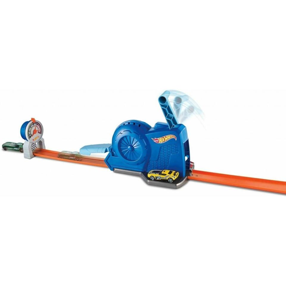 Obrázek 4 produktu Hot Wheels Track Builder Rychlostní zkouška, Mattel FLL02