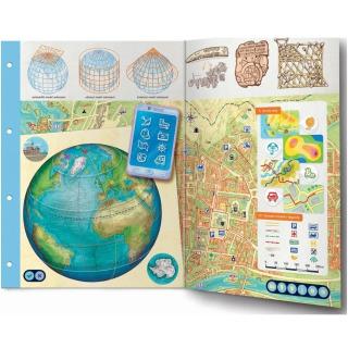 Obrázek 2 produktu Albi Kouzelné čtení Dvoulist - Tajemství map