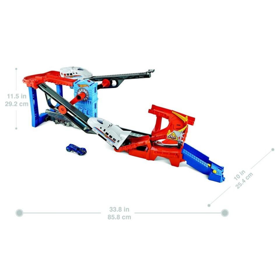 Obrázek 1 produktu Hot Wheels Rychlík herní set, Mattel GRW38