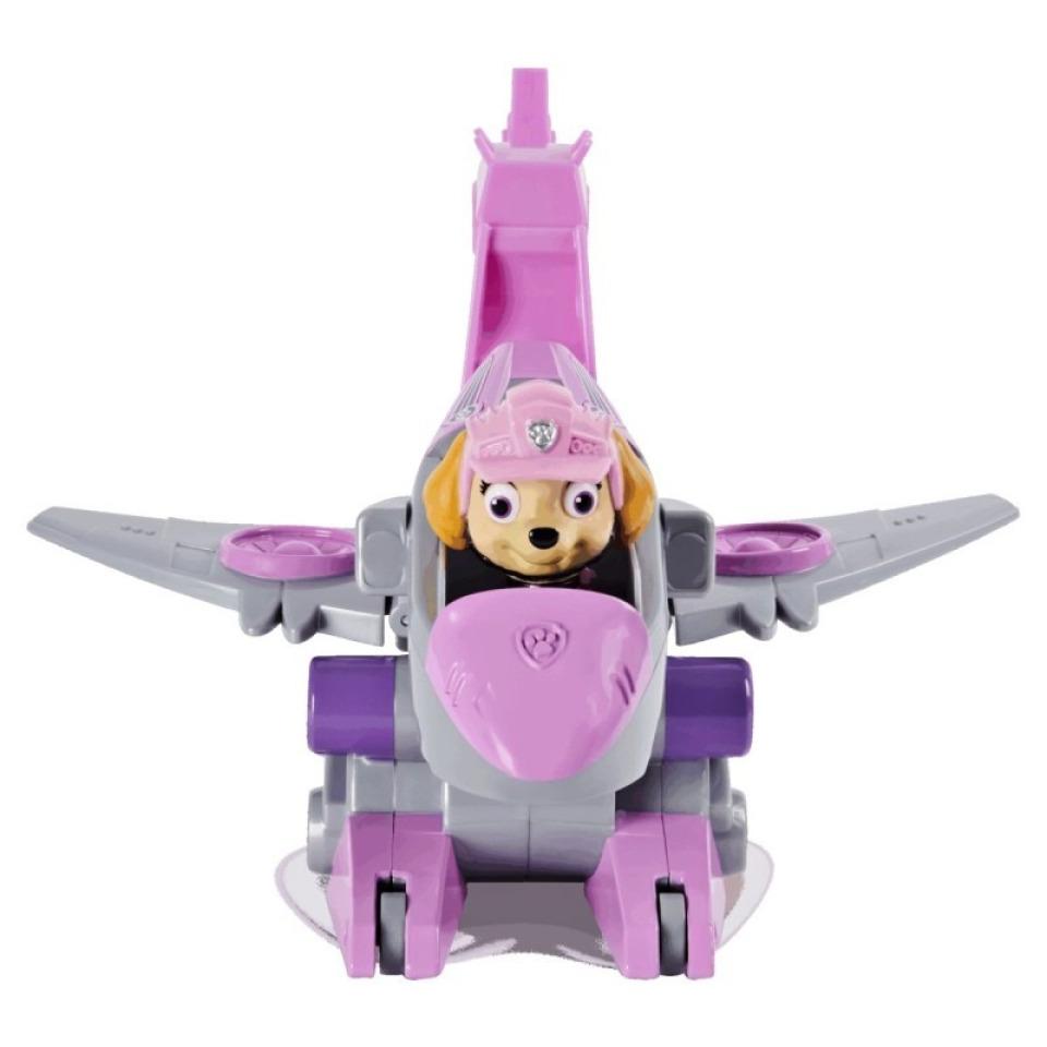 Obrázek 2 produktu Tlapková patrola DINO vozidlo s figurkou SKYE