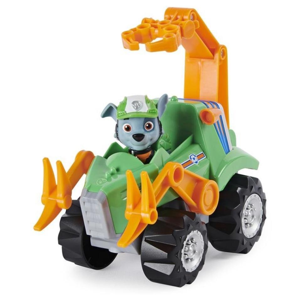 Obrázek 2 produktu Tlapková patrola DINO vozidlo s figurkou ROCKY