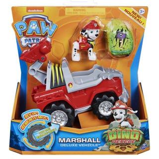 Obrázek 2 produktu Tlapková patrola DINO vozidlo s figurkou MARSHALL