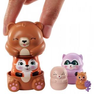 Obrázek 5 produktu ENCHANTIMALS Tajné útočiště nejlepších přátel, Bree Bunny Cabin Mattel GTM47