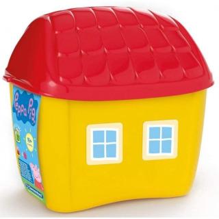 Obrázek 2 produktu Clemmy Baby Peppa Pig kyblík s kostkami