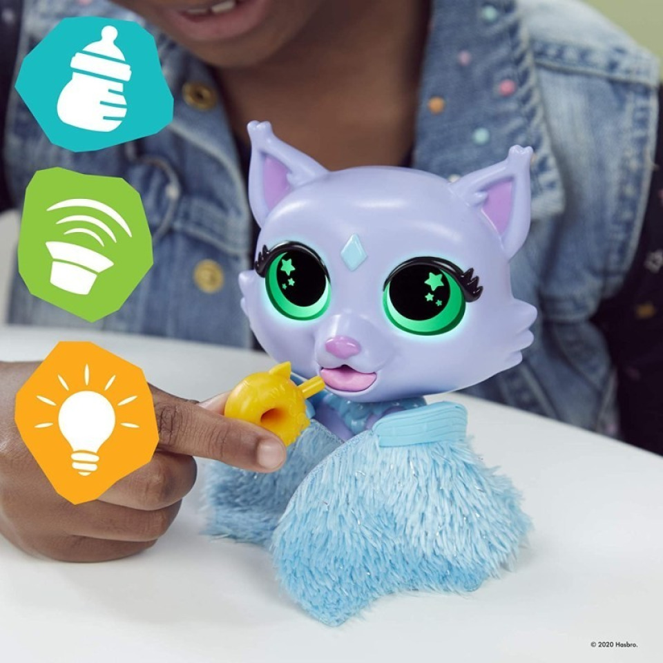 Obrázek 1 produktu FurReal Friends Hladový mazlíček FLITTER, Hasbro F1827