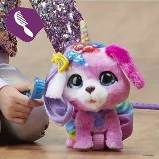Obrázek 4 produktu FurReal Friends GLAMALOTS Růžový pejsek, Hasbro F1544