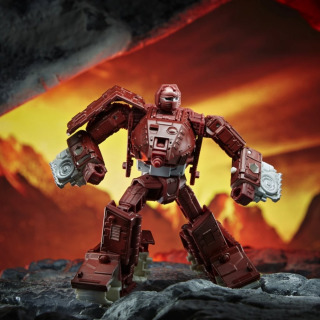 Obrázek 2 produktu Transformers Generations WFC Kingdom WARPATH , Hasbro F0671