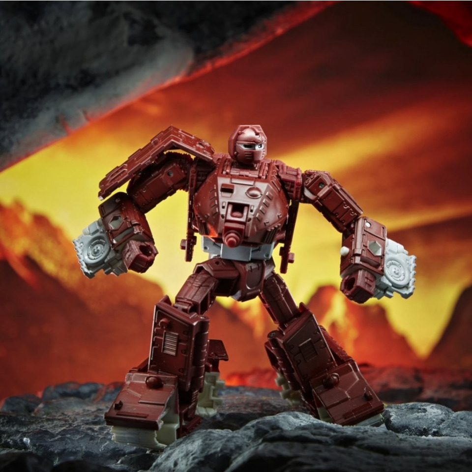 Obrázek 1 produktu Transformers Generations WFC Kingdom WARPATH , Hasbro F0671