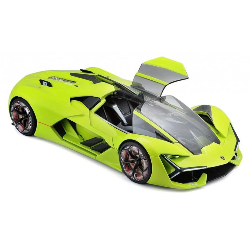 Obrázek 1 produktu Burago Lamborghini Terzo Millenio 1:24  zelené