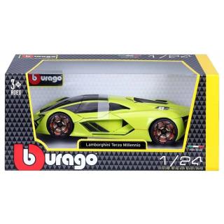 Obrázek 3 produktu Burago Lamborghini Terzo Millenio 1:24  zelené