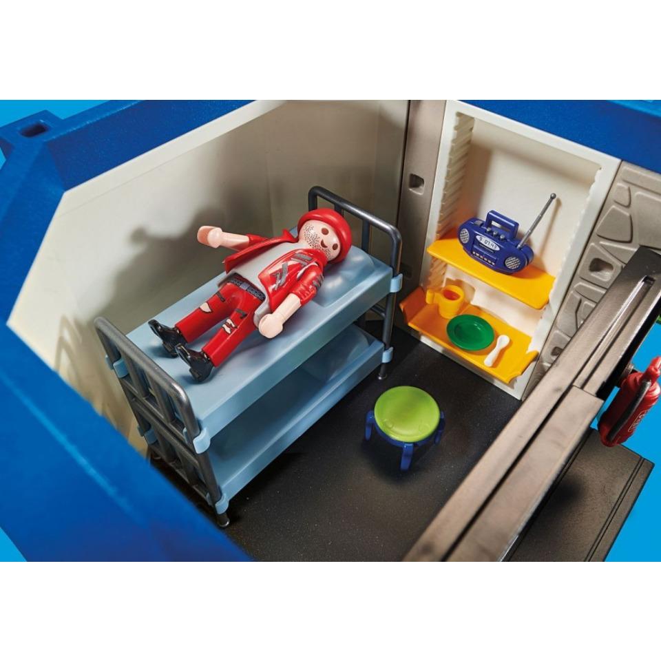 Obrázek 2 produktu Playmobil 70568 Policie: Útěk z vězení