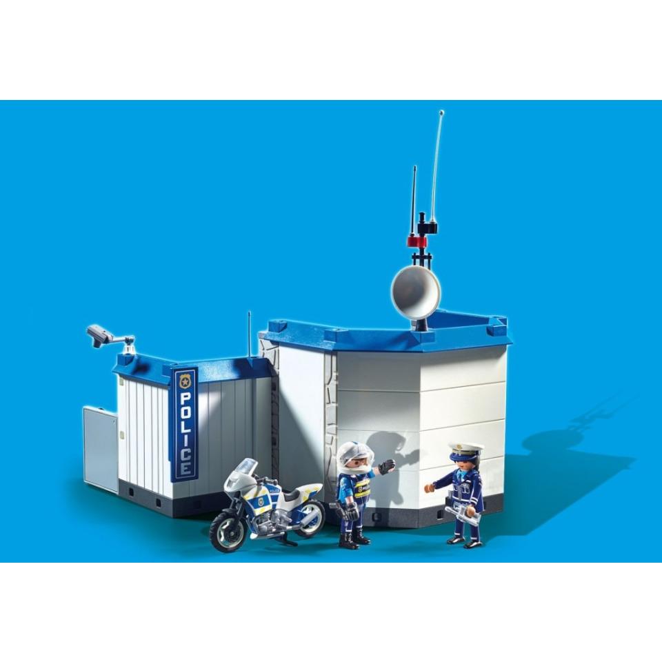 Obrázek 3 produktu Playmobil 70568 Policie: Útěk z vězení