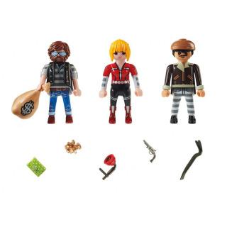 Obrázek 2 produktu Playmobil 70670 Set figurek Lupiči