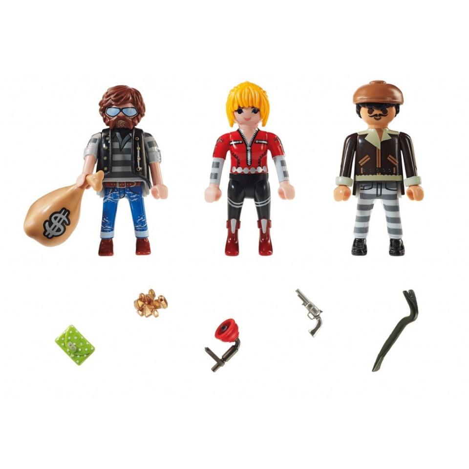Obrázek 1 produktu Playmobil 70670 Set figurek Lupiči