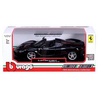 Obrázek 3 produktu Burago FERRARI Laferrari Aperta Metalic Black 1:24