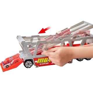 Obrázek 3 produktu Matchbox Hasičské auto Fire Rescue Hauler, Mattel GWM23
