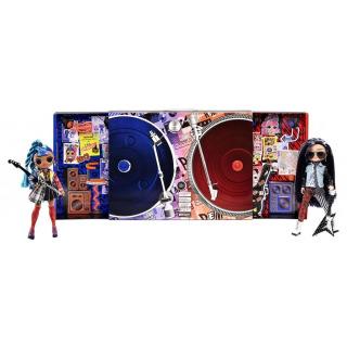 Obrázek 3 produktu L.O.L. Surprise! OMG Velká ségra a Velký brácha Punk grrrl a Rocker Boi