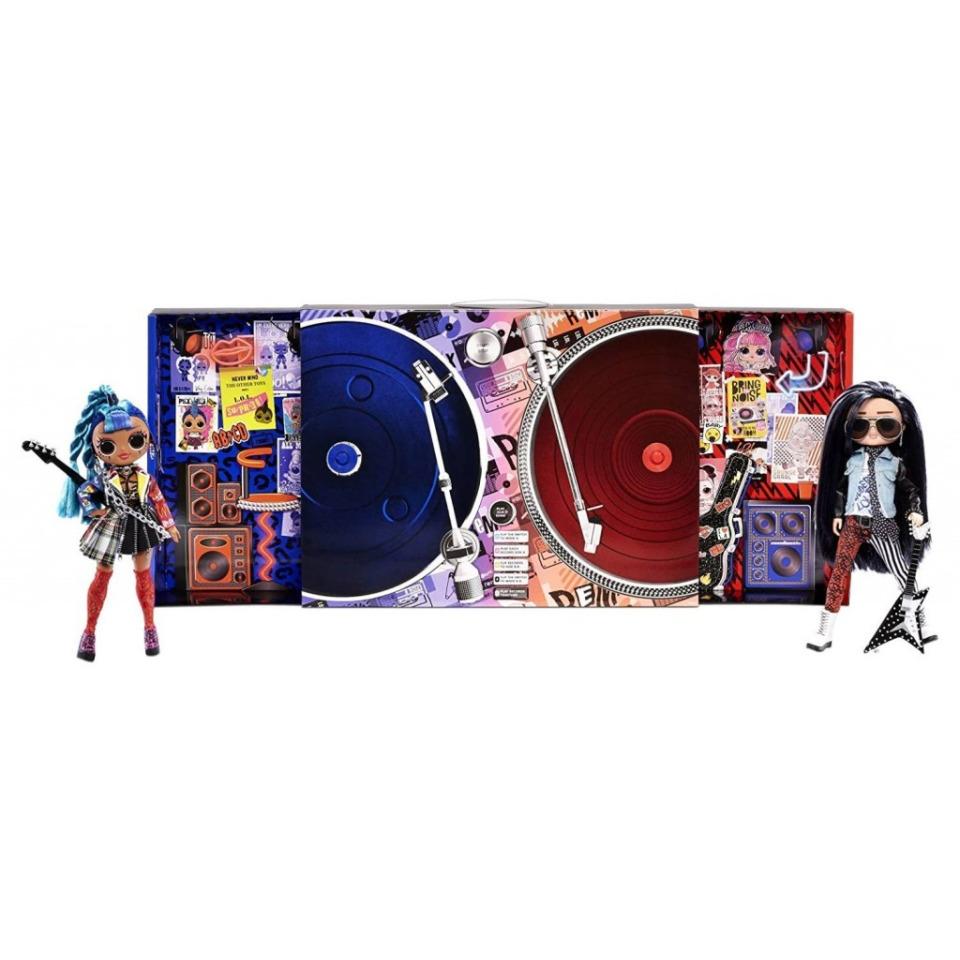 Obrázek 2 produktu L.O.L. Surprise! OMG Velká ségra a Velký brácha Punk grrrl a Rocker Boi