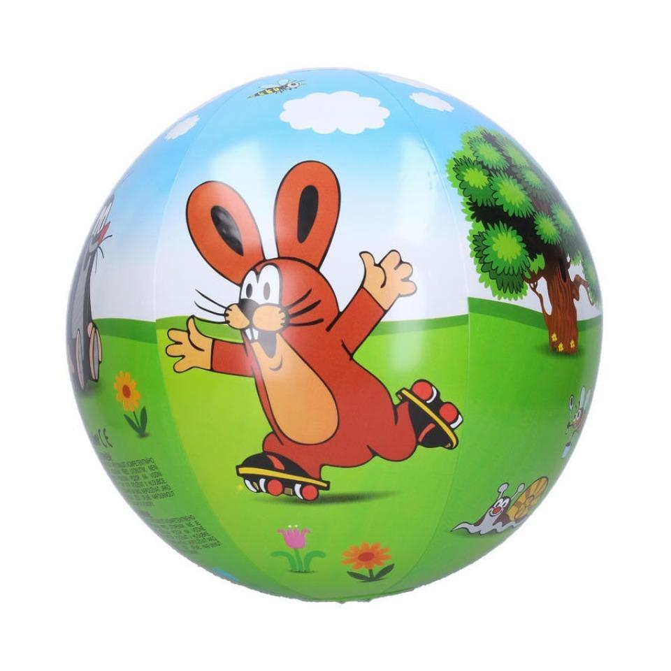 Obrázek 1 produktu Wiky Nafukovací míč Krtek 51 cm