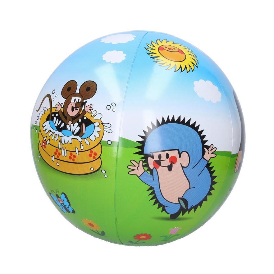 Obrázek 2 produktu Wiky Nafukovací míč Krtek 51 cm