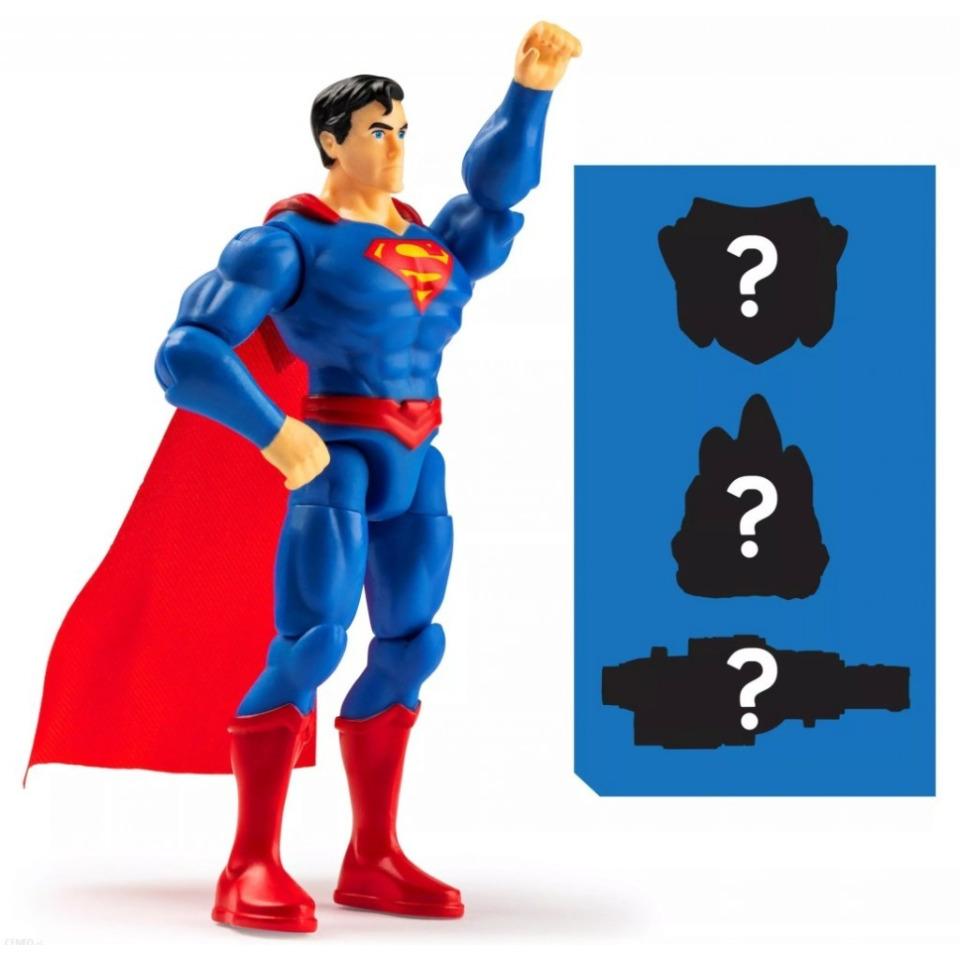 Obrázek 1 produktu Spin Master DC Heroes figurka 10cm SUPERMAN, 24371(6)