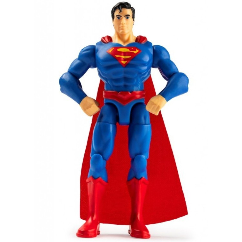 Obrázek 2 produktu Spin Master DC Heroes figurka 10cm SUPERMAN, 24371(6)