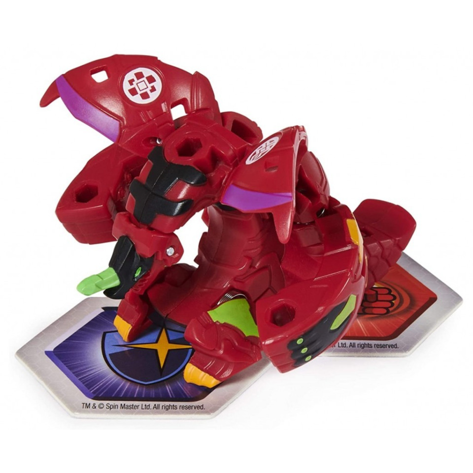 Obrázek 1 produktu Bakugan základní balení S2 Dragonoid x Tretorous