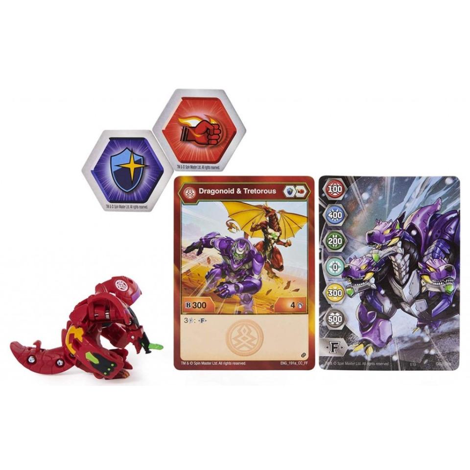 Obrázek 3 produktu Bakugan základní balení S2 Dragonoid x Tretorous