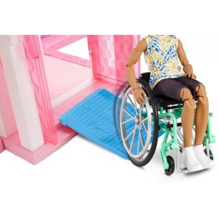 Obrázek 4 produktu Mattel Ken na invalidním vozíku, GWX93