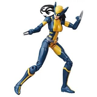 Obrázek 2 produktu Spiderman Legends Series prémiová figurka Wolverine, Hasbro C0321