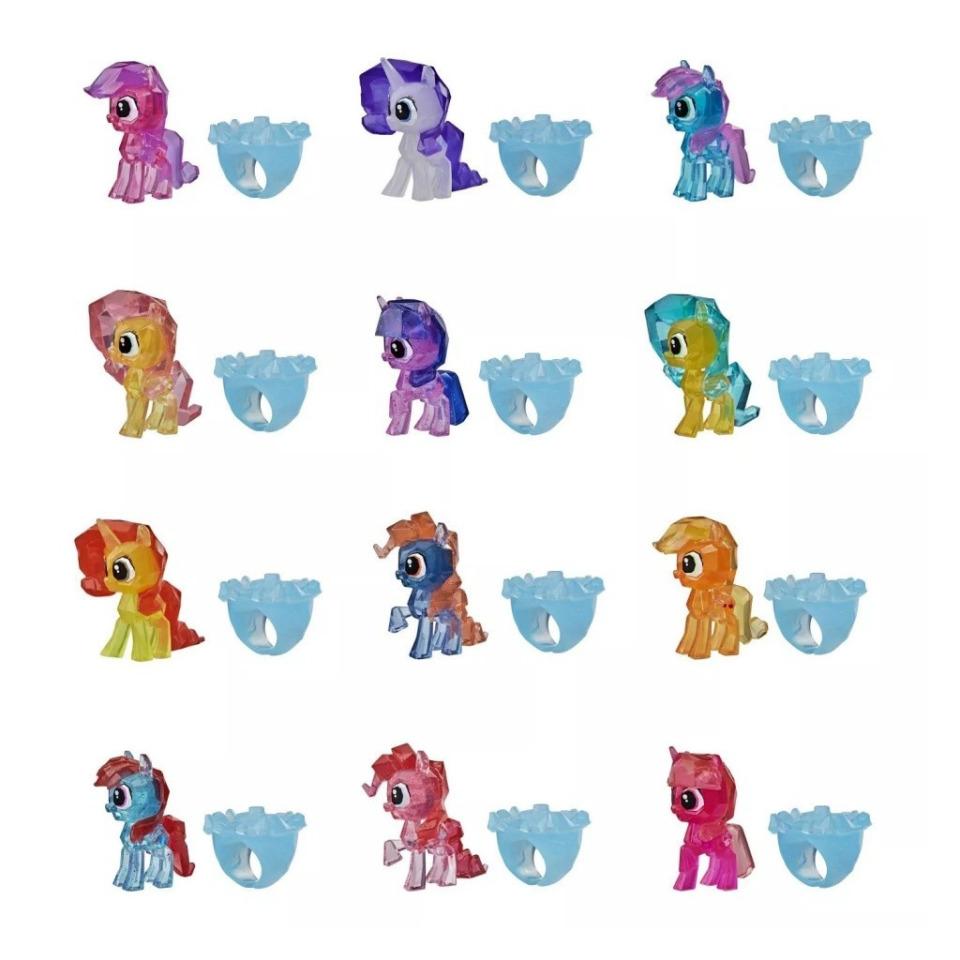 Obrázek 1 produktu MLP My Little Pony Poník skrytý v drahokamu, Hasbro F1289