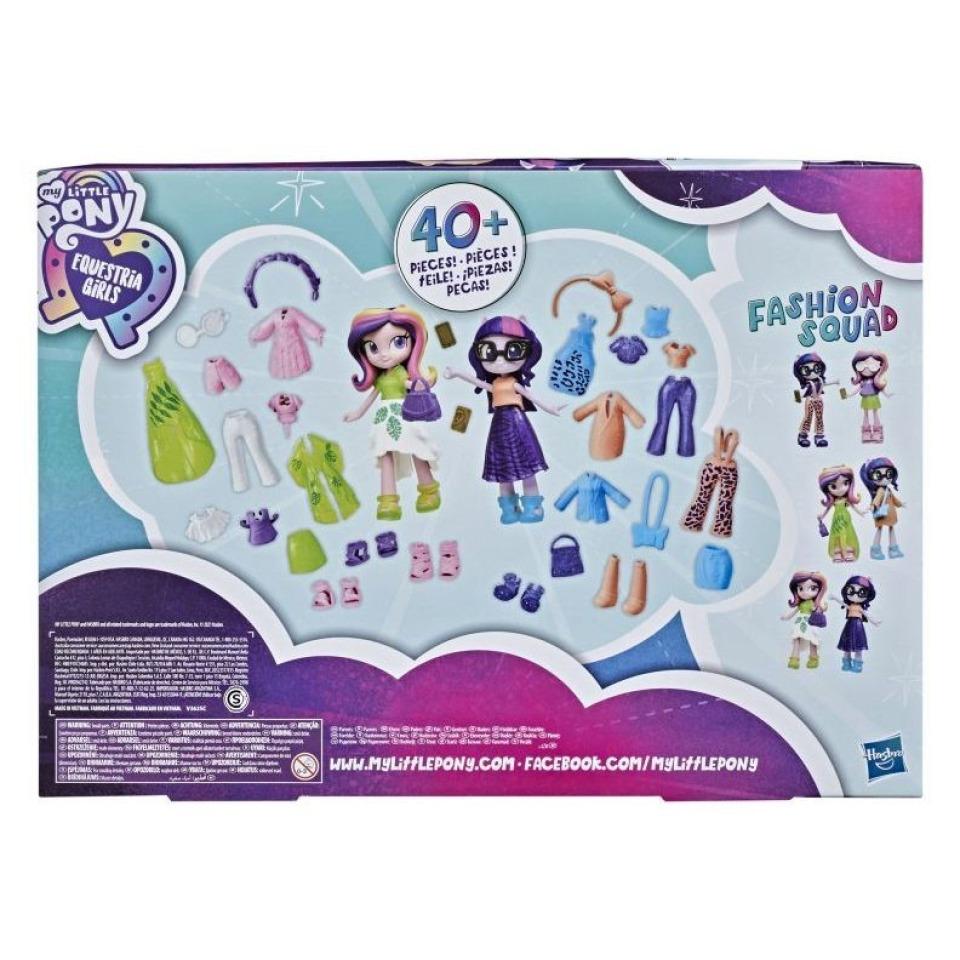 Obrázek 1 produktu MLP My Little Pony Equestria Girls Nejlepší kamarádky, Hasbro F1587