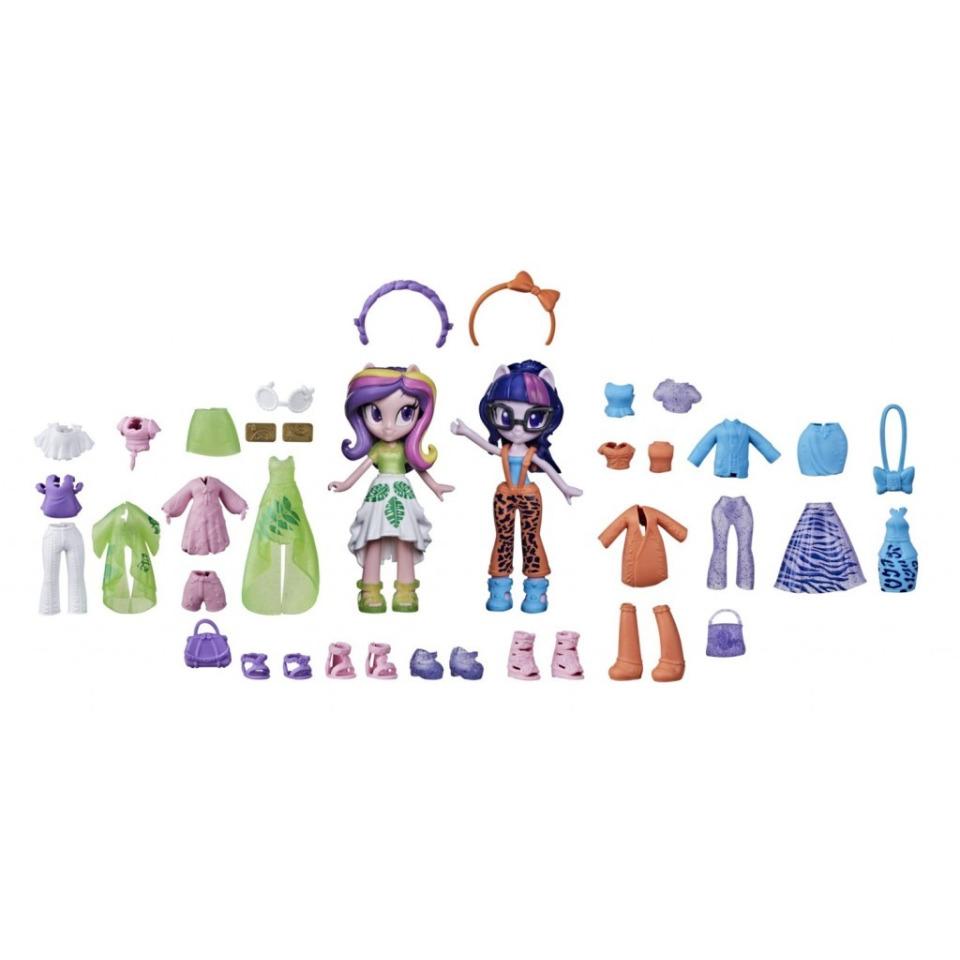 Obrázek 2 produktu MLP My Little Pony Equestria Girls Nejlepší kamarádky, Hasbro F1587