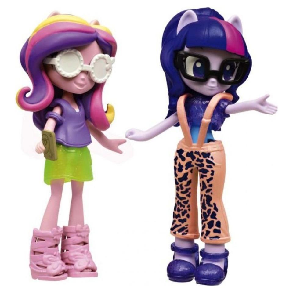 Obrázek 3 produktu MLP My Little Pony Equestria Girls Nejlepší kamarádky, Hasbro F1587