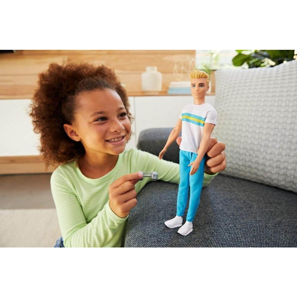 Obrázek 4 produktu Barbie Ken 60. výročí Great Shape Ken® z roku 1975, Mattel GRB43
