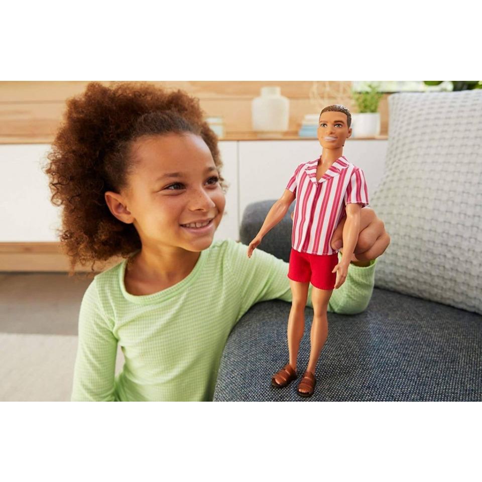 Obrázek 3 produktu Barbie Ken 60. výročí Original Ken® z roku 1961, Mattel GRB42