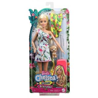 Obrázek 4 produktu Mattel Barbie a Chelsea Ztracené narozeniny Sestra se žlutými plavkami, GRT87