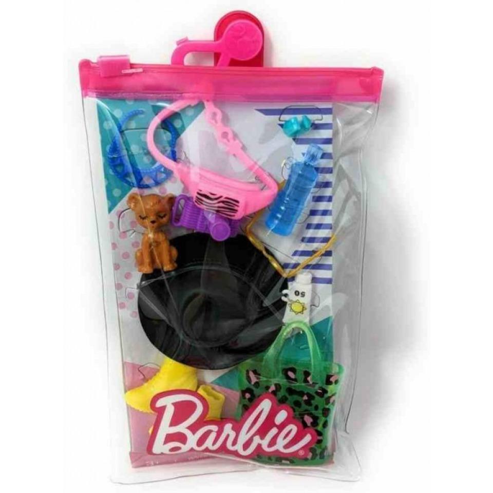 Obrázek 1 produktu Barbie Módní příběhy Divočina, Mattel GRC14