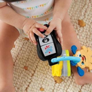 Obrázek 3 produktu Fisher Price  Svazek klíčů CZ, Mattel GRF20