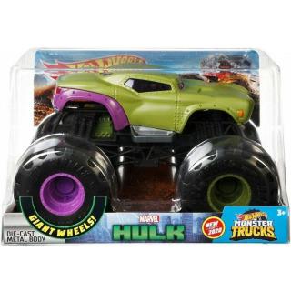 Obrázek 2 produktu Hot Wheels® Monster Trucks HULK, 19cm, Mattel GJG69