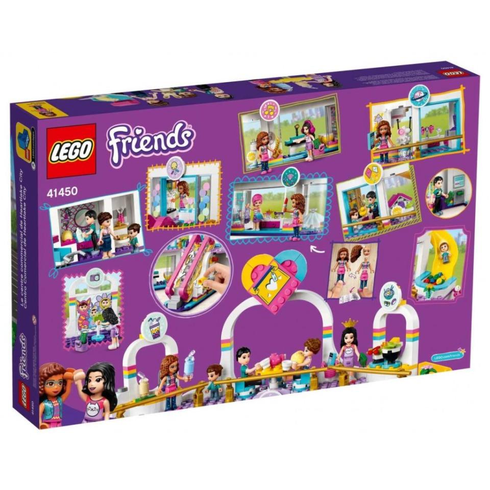 Obrázek 1 produktu LEGO Friends 41450 Nákupní centrum v městečku Heartlake