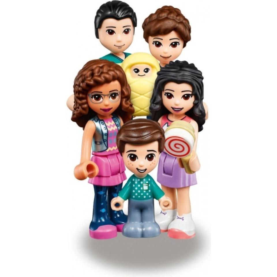 Obrázek 3 produktu LEGO Friends 41450 Nákupní centrum v městečku Heartlake