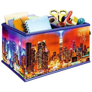 Obrázek 2 produktu Ravensburger 11227 Puzzle 3D Úložná krabice New York 216 dílků