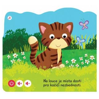 Obrázek 2 produktu Albi Kouzelné čtení Minikniha s výsekem - Kočka